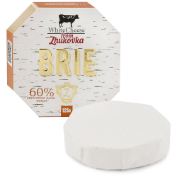 Сыр мягкий WhiteCheese from Zhukovka Бри 60% 125 г