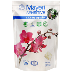 Капсулы для стирки Mayeri Sensitive Эко 16 штук
