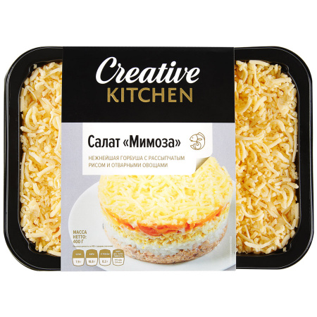 Салат Creative Kitchen Мимоза 400г