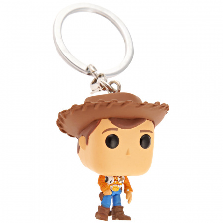 Брелок Funko Pocket POP! Keychain: Disney: Toy Story 4: Woody 37416-PDQ