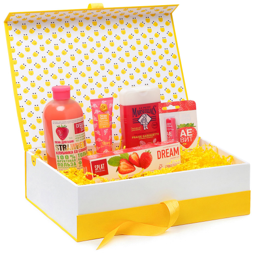 Набор Утконос Gift Strawberry Beauty Collection