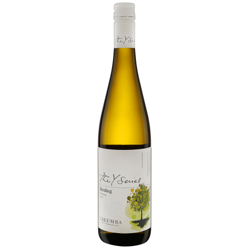 Вино Yalumba The Y Series Riesling (Яламба Зе Уай Сериез Рислинг) белое сухое 11.5% 0.75 л