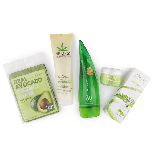 Набор Утконос Gift Green Beauty Collection