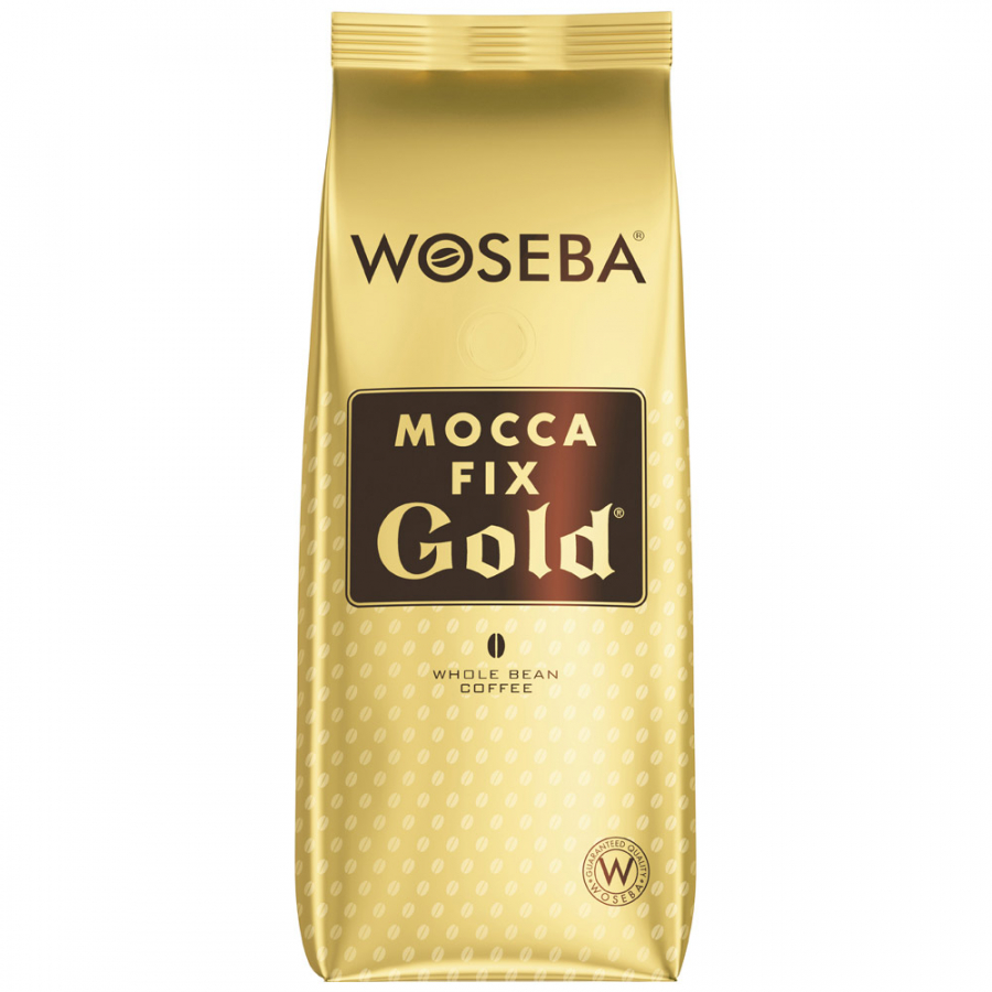 Кофе Woseba Mocca Fix Gold в зернах 250 г