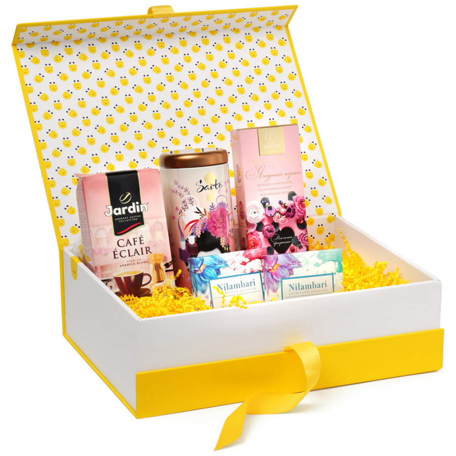 Набор Утконос Gift Pink Collection