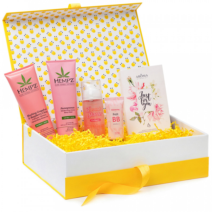 Набор Утконос Gift Pink Beauty Collection
