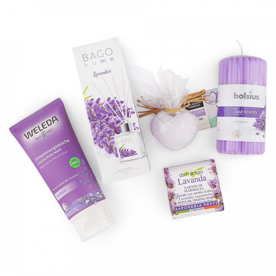 Набор Утконос Gift Lavender Beauty Collection