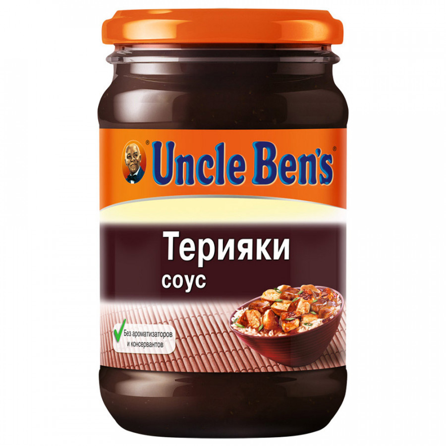 Соус Uncle Bens Терияки 210 г